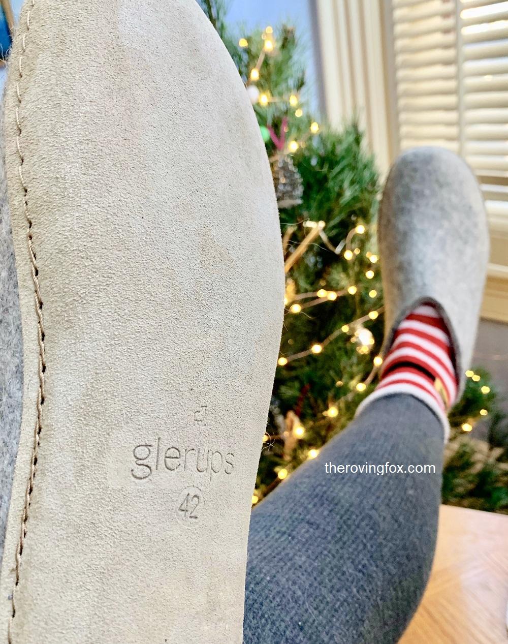 Glerups: The Danish Wool Slippers I'm